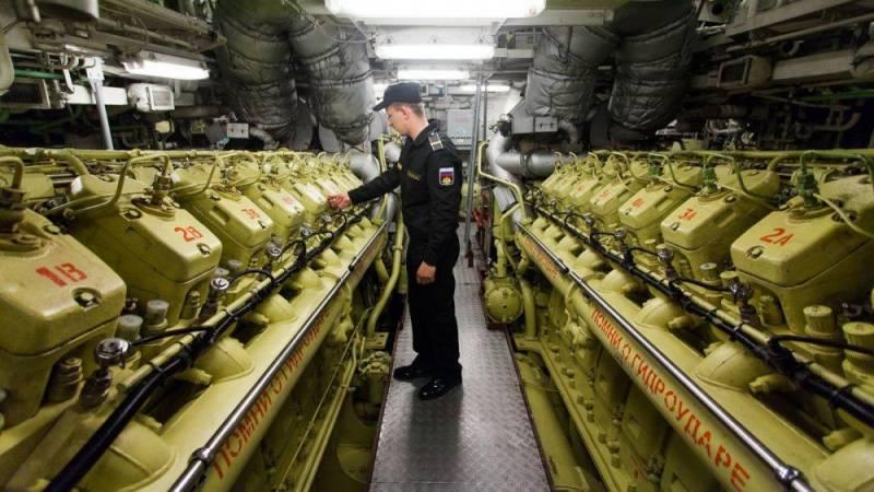 Дизельный флот. ВМФ должен научиться заказывать недорогие, но эффективные корабли