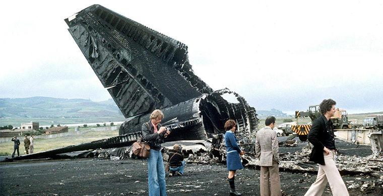 Десять самых ужасных авиакатастроф