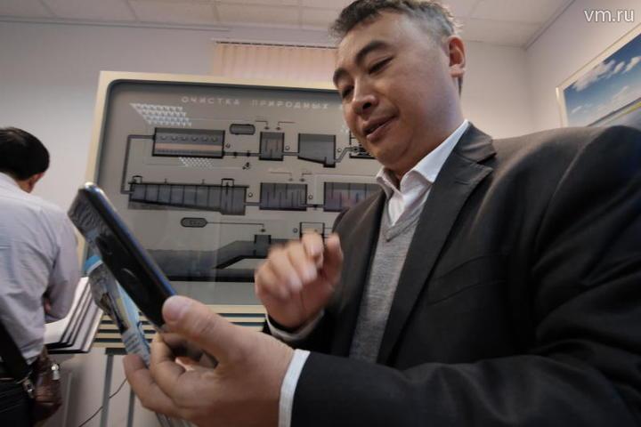 Сверхтонкий телефон создали в Японии