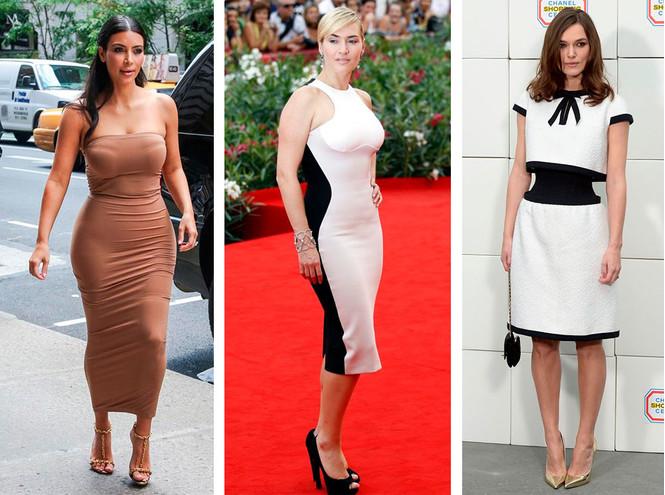 Визуальные иллюзии в одежде: как выглядеть на пару размеров стройнее