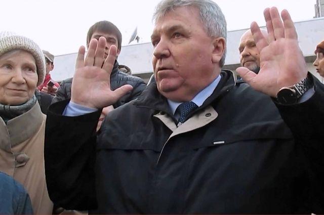 Глава Ульяновска сократил себе зарплату