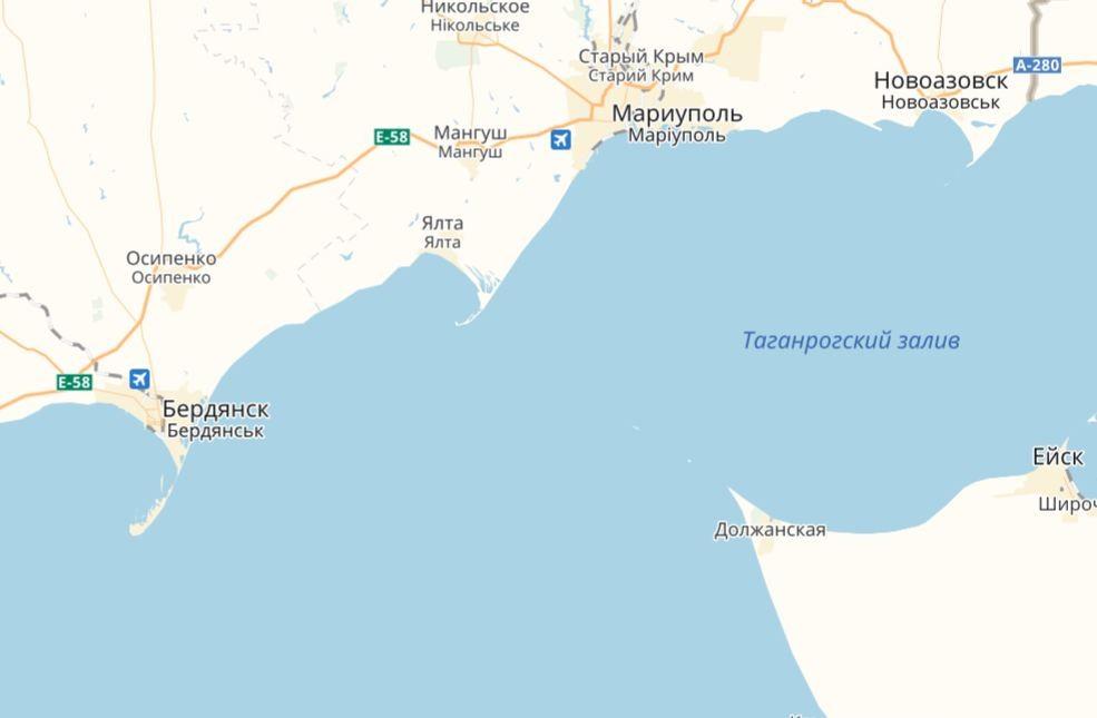 Начало конца? На Украине паника - «Русские блокировали Бердянск!»