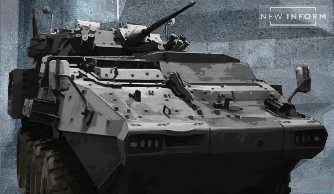 Боевая машина семейства LAV 6.0: объединение БРМ и комплекса ПВО