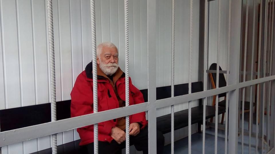 В Харькове по обвинению в «государственной измене» СБУ «маринует» за решеткой 83-летнего ученого
