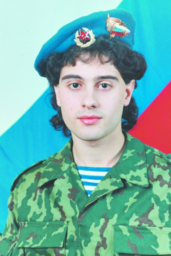 Антон Макарский армия, знаменитости, фото