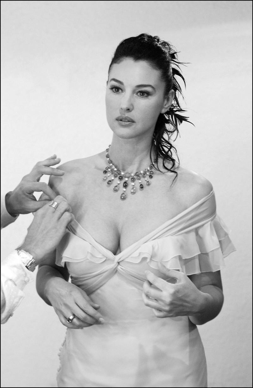 Моника Белуччи, Канны 2003