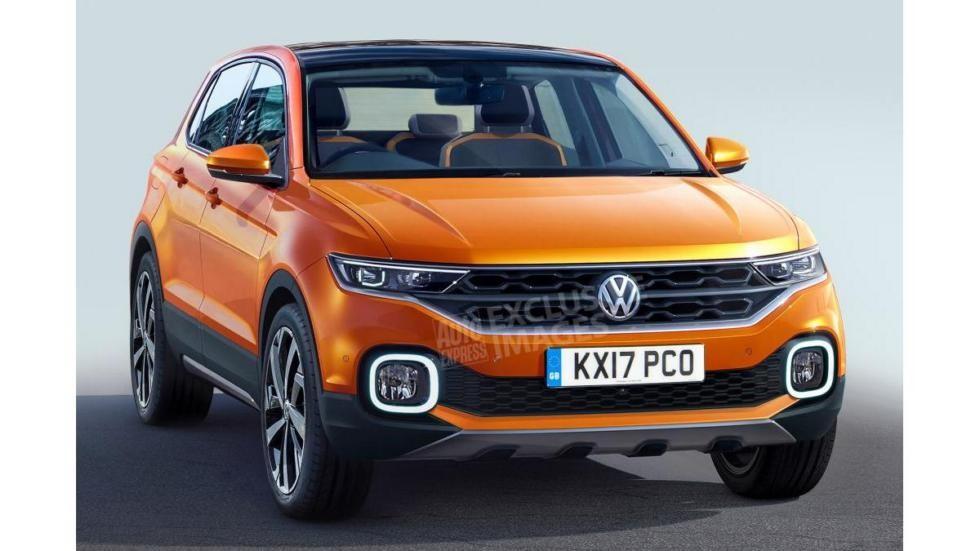 Volkswagen выпустит новый кроссовер в 2018 году