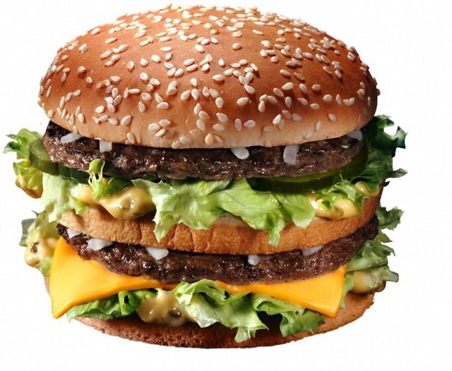 Суд: РПН оштрафовал McDonald's за жирные бургеры
