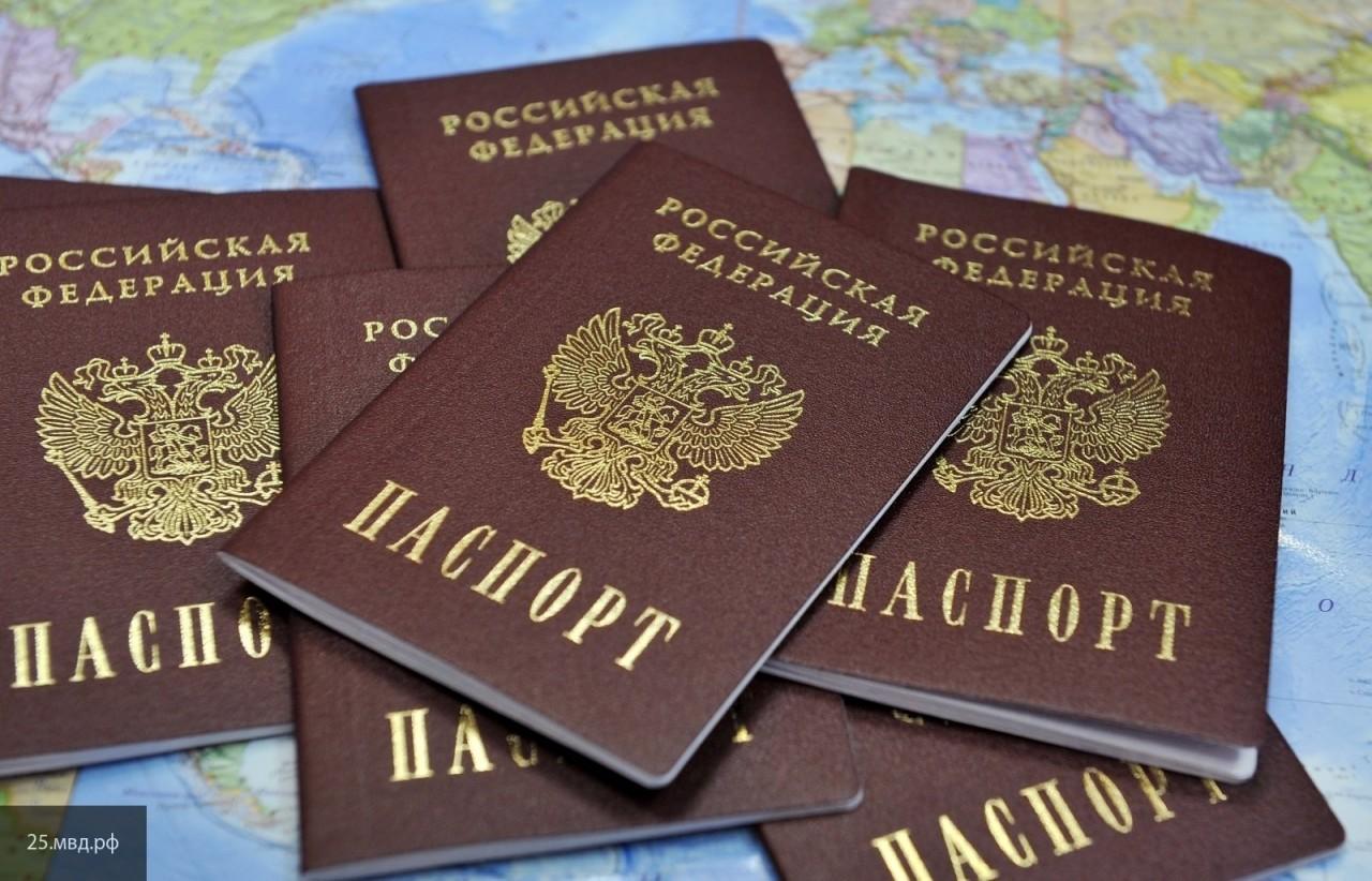 Названы сроки перевода российских граждан на электронные паспорта