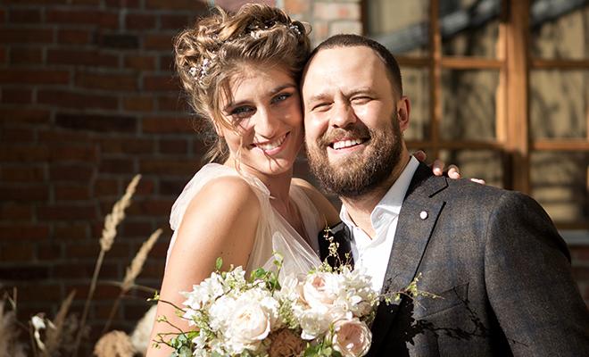 Свадьба Кирилла Плетнева и Нино Нинидзе: фоторепортаж и история любви