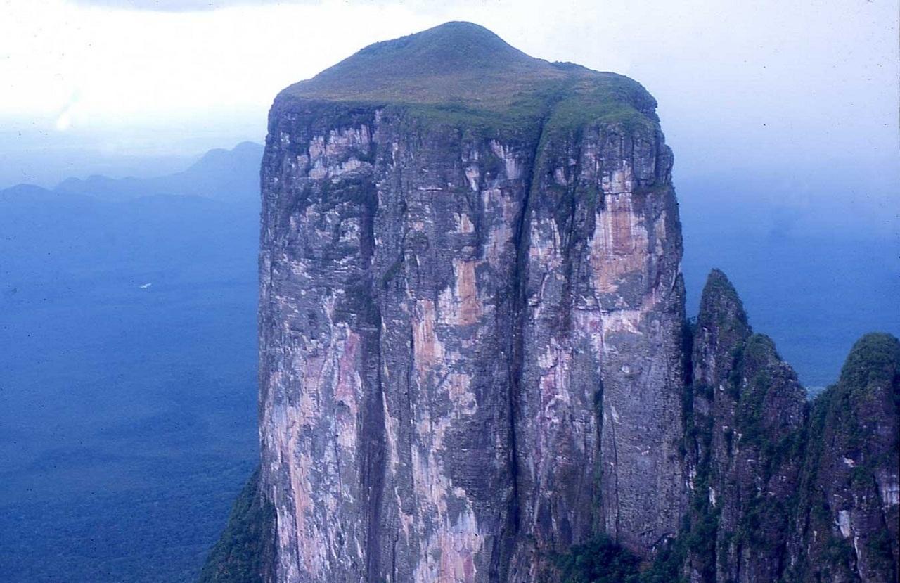 Неизвестная земля: Тепуи - затерянный мир богов Венесуэлы
