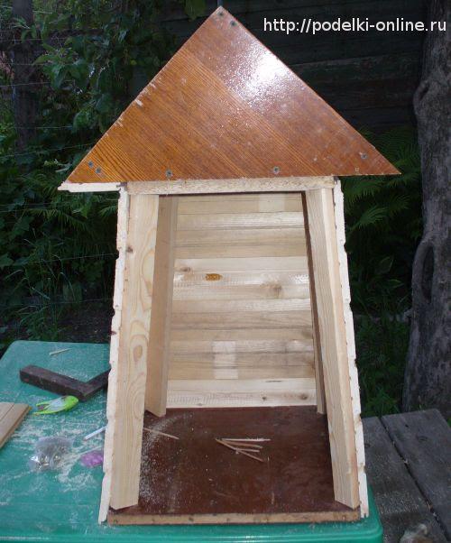 Мельница для сада из доступных материалов. МК