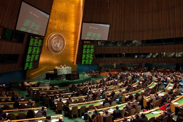 Генассамблея ООН: США, Франция и Турция должны немедленно покинуть Сирию