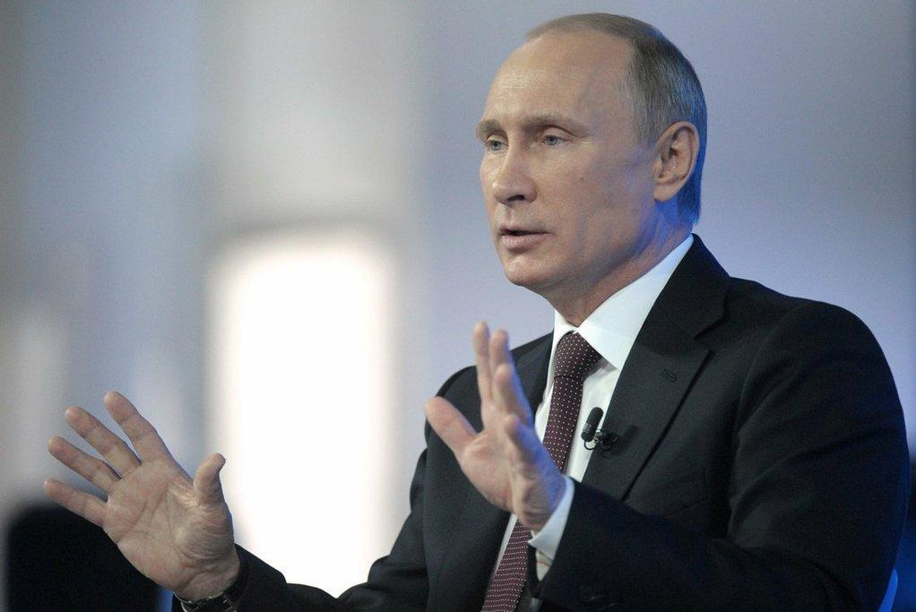 Путин пообещал разобраться с…