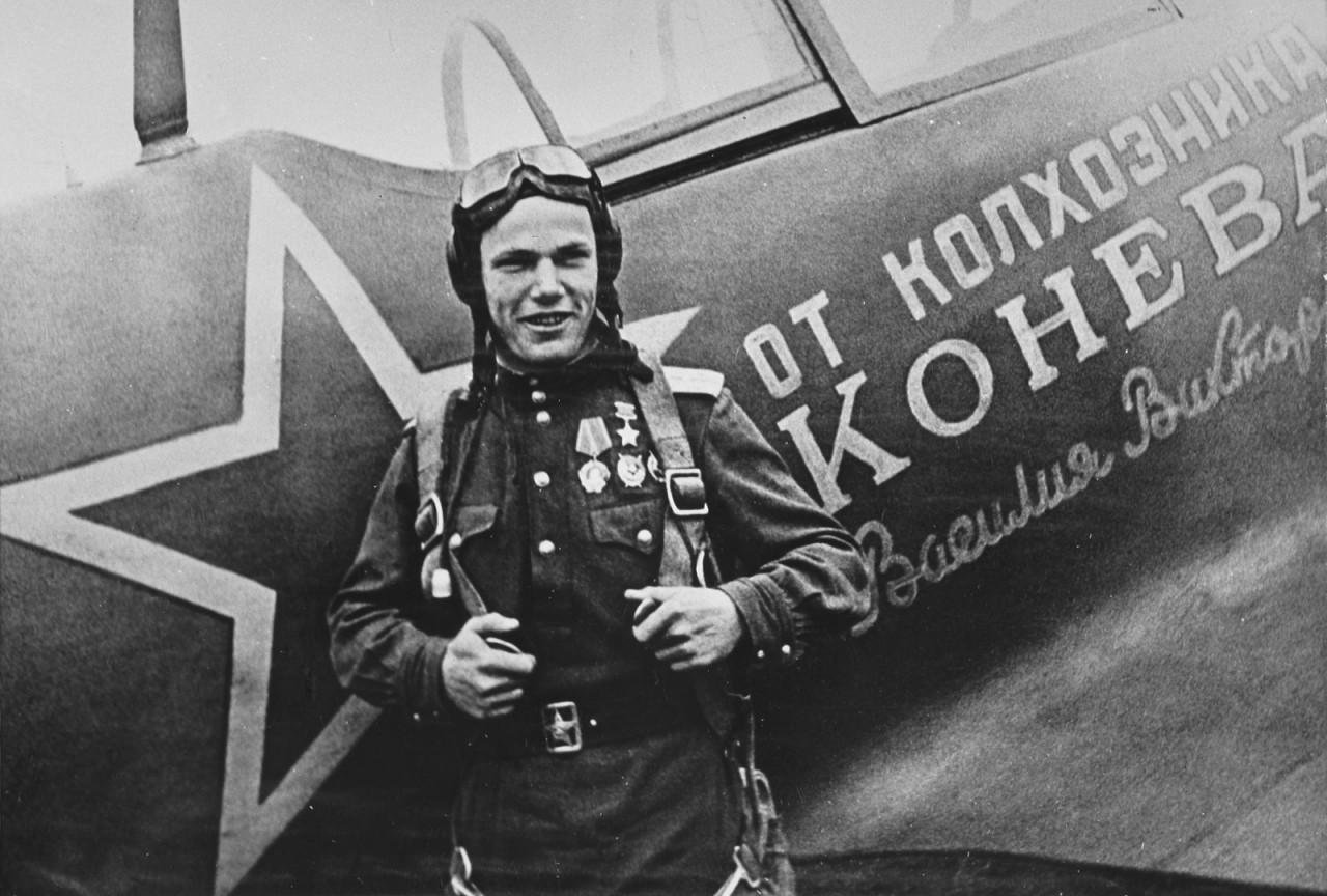 Иван Никитович Кожедуб: первый среди асов