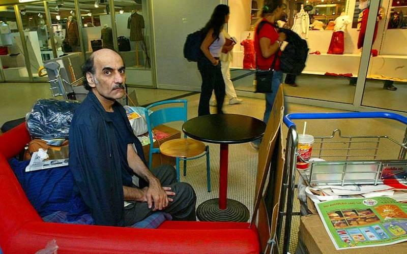 Странные люди, которые жили в аэропортах месяцами