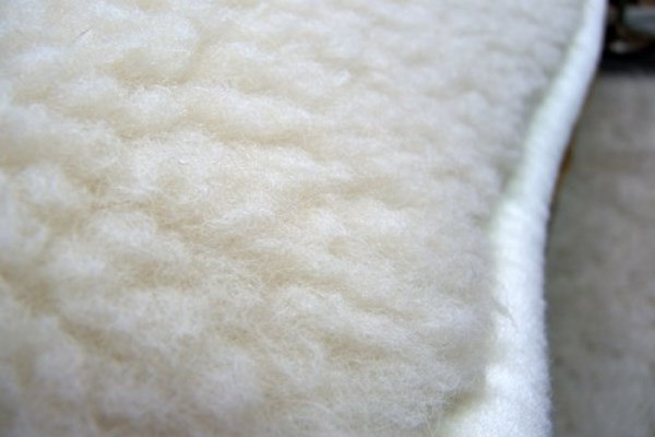 Как определить качество дивана - полиэфирное волокно с пухом