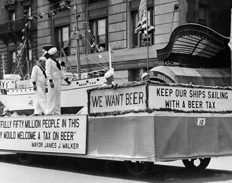 the history and impact of of drug prohibition in the united states since the 1920s As early as 1916, some 26 out of 48 states were already dry, and once the united states entered the first world war, prohibition became identified with patriotism – not least because german.