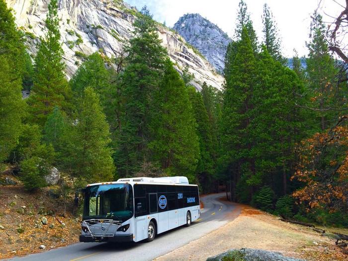 BYD C9 – первый в мире междугородний электрический автобус