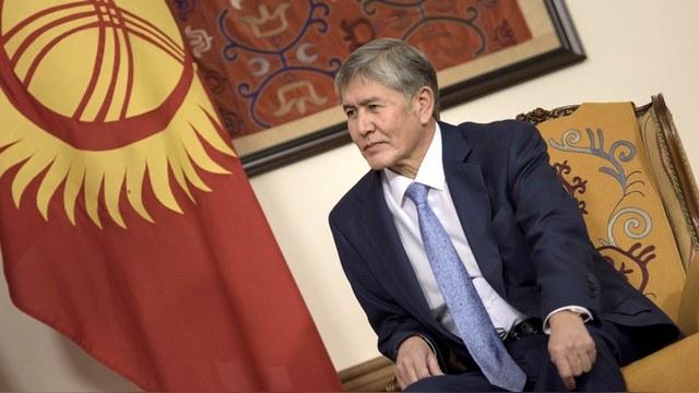 Diplomat: В День Победы киргизский лидер пожаловался на российских фашистов
