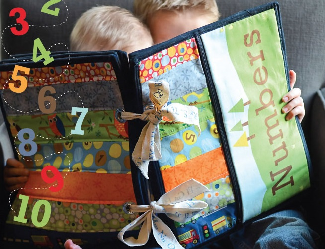 книжка для детей своими руками