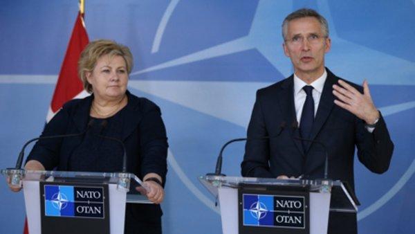 «Мы видели, что произошло в Крыму»: Норвегия призвала Европу бросить все силы для устрашения России.