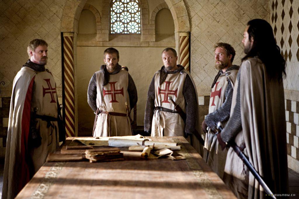 Тамплиеры и государи Западной Европы