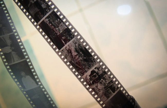 Процесс фотопечати в СССР