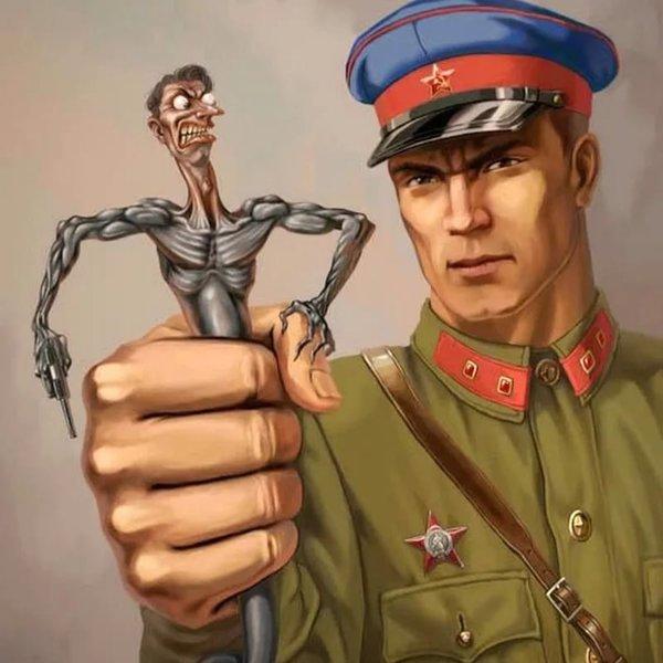 Находчивые советские контрразведчики