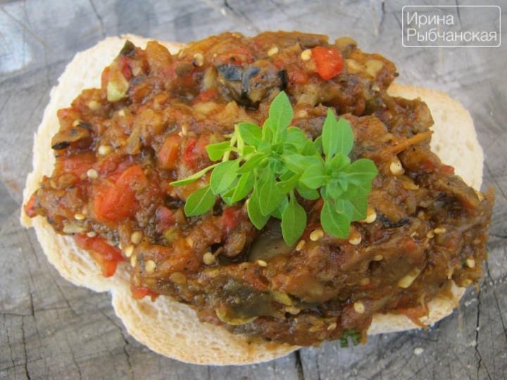 Хоровац из овощей: весьма близкий к оригиналу рецепт