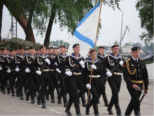 День морской пехоты РФ