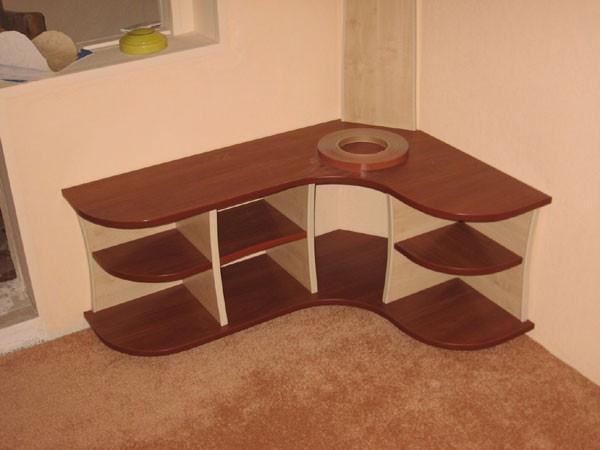 Угловая мебель своими руками