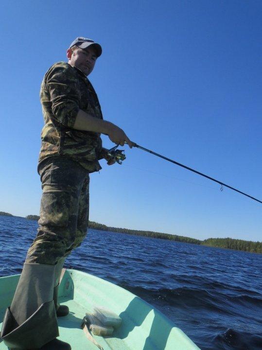 куда в пензе можно съездить на рыбалку