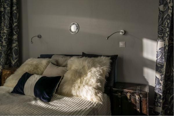 Квартира с атмосферой загородного дома — однушка в Московском