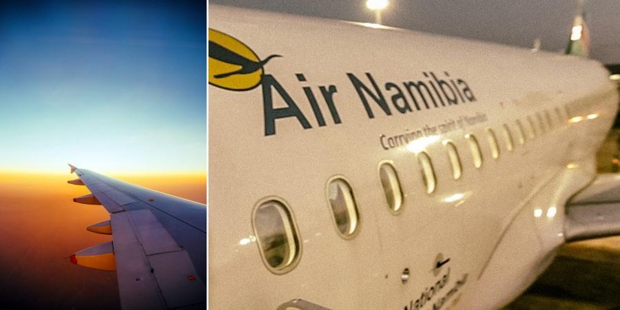 Путешествуя по Намибии