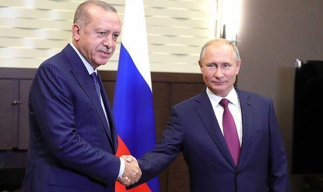 Россия и Турция в Сирии