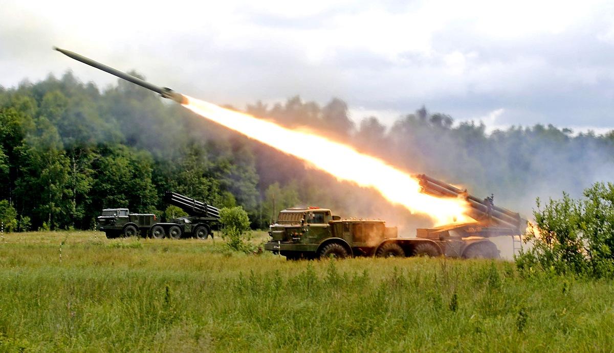 «Бог войны» стреляет на Кавказе