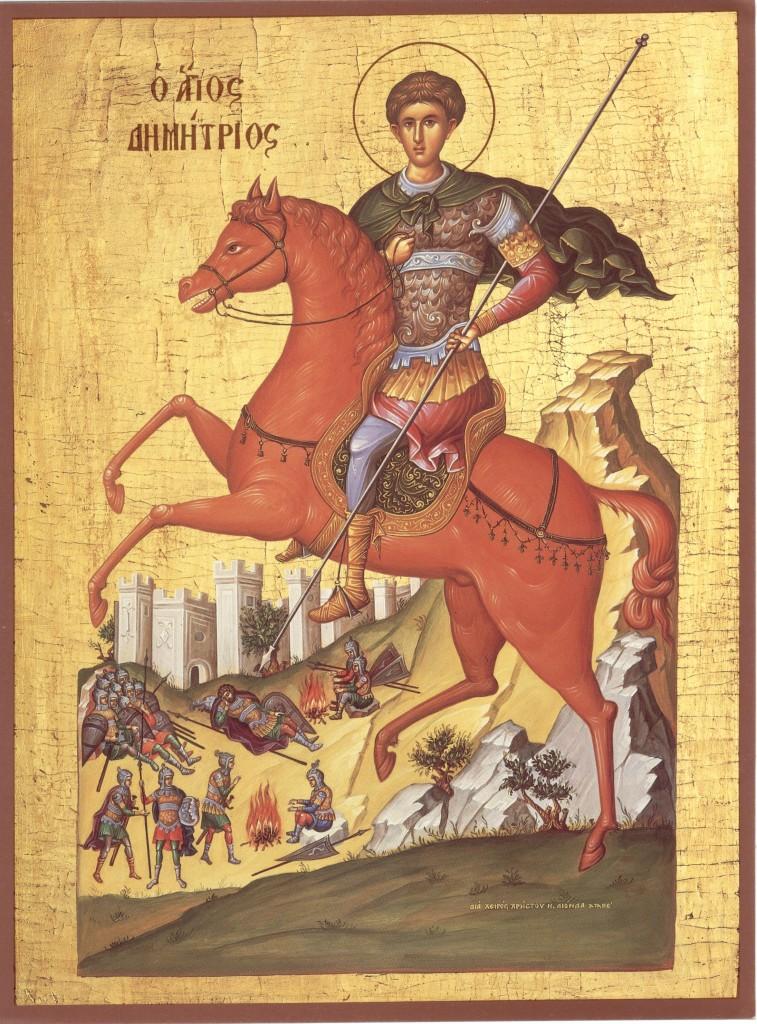 Святой император Константин, получивший от Церкви именование Равноапостольный, а во всемирной истории наименованный Великим, был сыном цезаря Констанция Хлора, правившего странами Галлией и Британией.