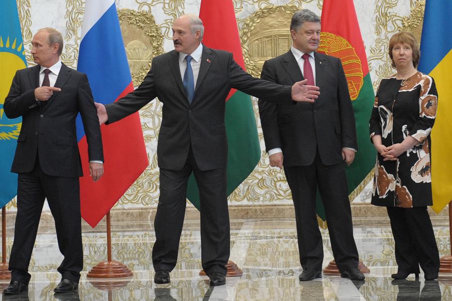 Киев против участия Беларуси в миротворческой миссии ООН