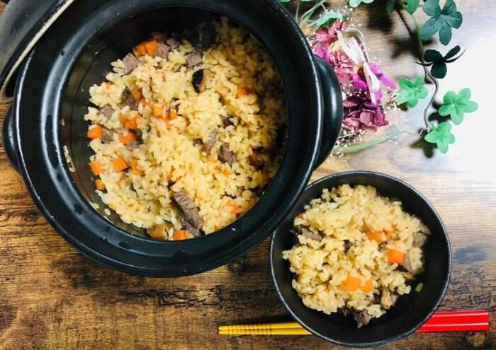 Японский плов.  Фото: cookpad.com.