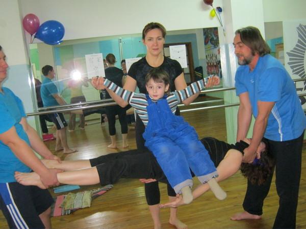 Суставная гимнастика и Белояр