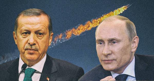 Предыдущий конфликт с Турцией из-за Су-24 длился полгода