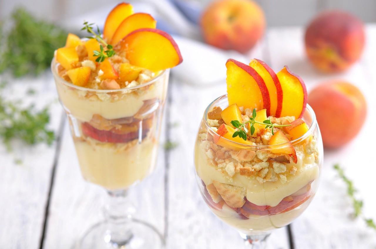 5 летних десертов без выпекания
