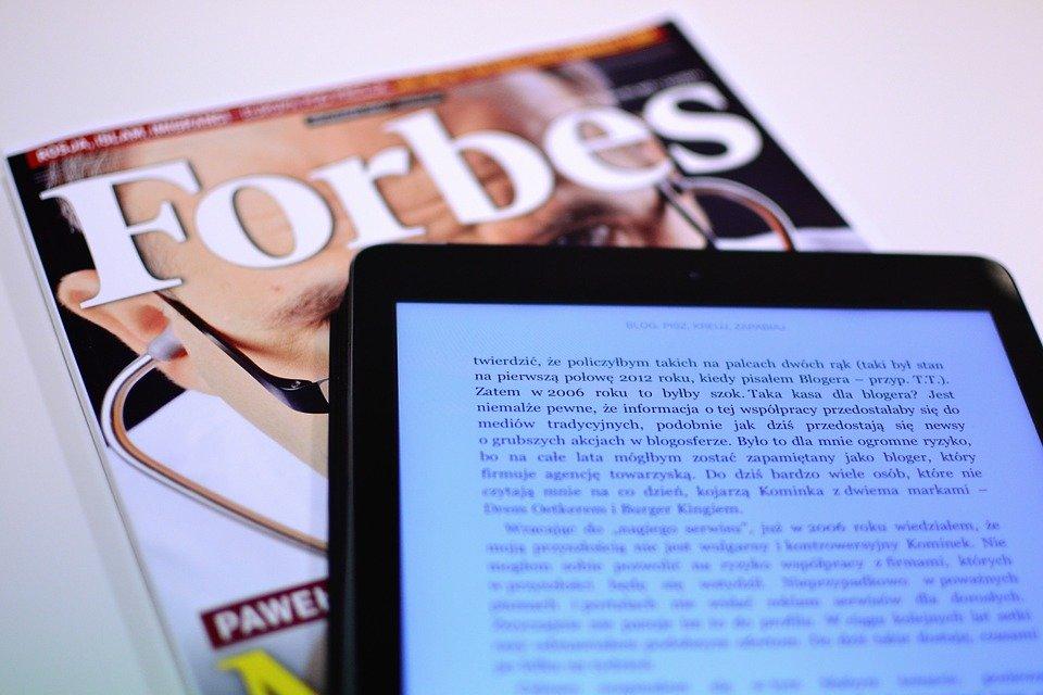 Forbes опубликовал рейтинг самых богатых россиянок