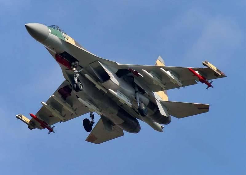 Джакарта: Санкций не боимся, сделку по приобретению Су-35 отменять не будем
