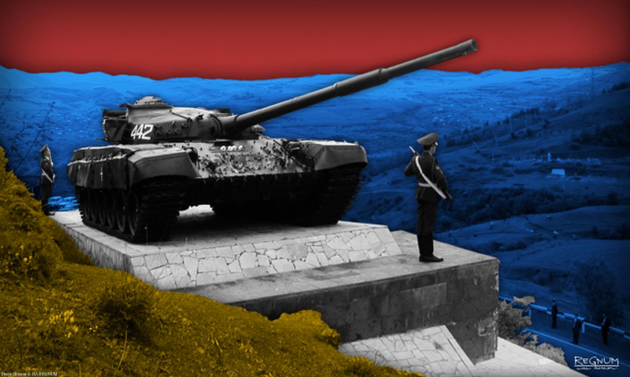Карабах может стать примером…