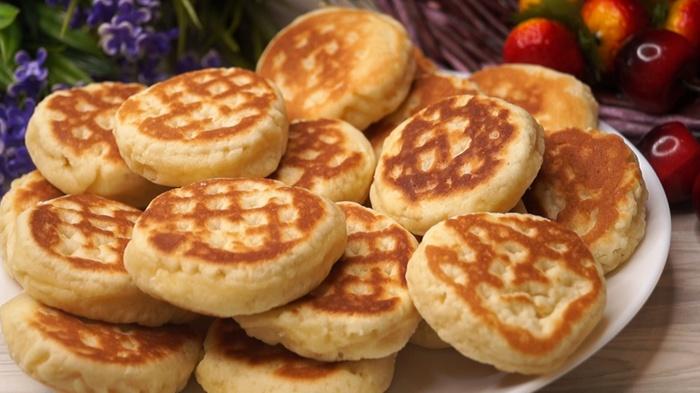 Быстрое Печенье без духовки. Печенье, Печенье на сковороде, Рецепт, Видео рецепт, Видео