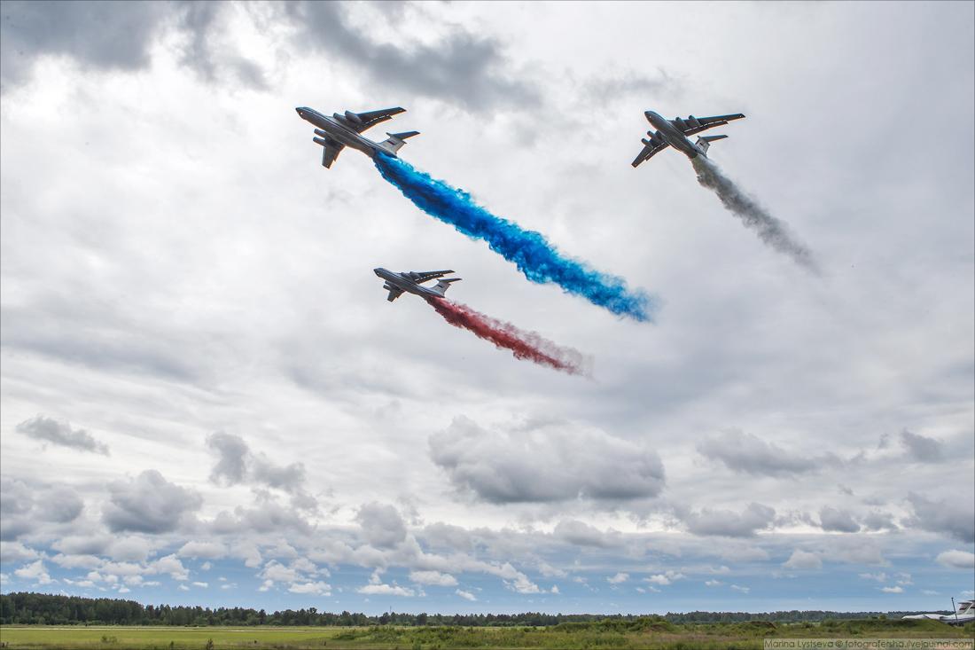 Авиационный праздник в Мигалово
