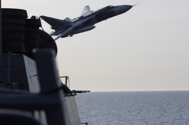 Ржавые самолеты Путина