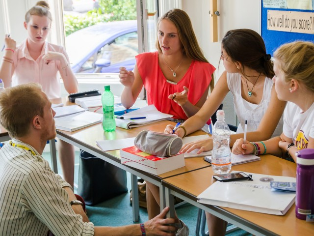 Мастер класс изучение языков